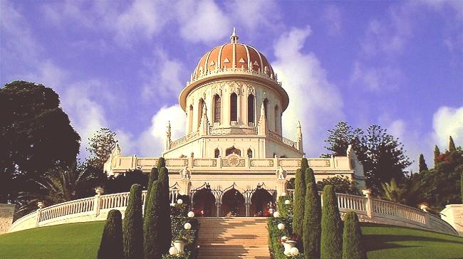 Santuario de El Báb, Haifa Israel